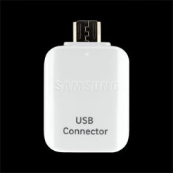 Samsung G930 Galaxy S7 OTG Adapter White