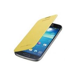 Samsung flipové pouzdro EF-FI919BYE pro Galaxy S IV mini  (i9195) Yellow