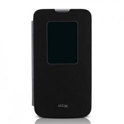 LG Flip kryt s oknem CCF-400 pro LG D320n L70 Black