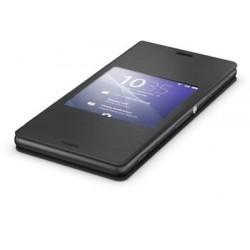 SCR24 Sony Smart Cover pro Xperia Z3 Black