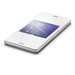 SCR24 Sony Smart Cover pro Xperia Z3 White