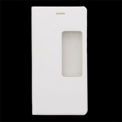 Huawei Original S-View Pouzdro White P7 (EU Blister)