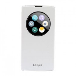 LG QuickCircle pouzdro CCF-590 pro LG Spirit White
