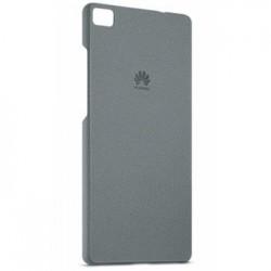 Huawei Original Protective Pouzdro 0.8mm Dark Grey pro P8 Lite (EU Blister)
