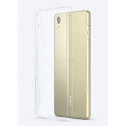 SBC20 Sony Style Cover Clear pro Xperia X Transparent