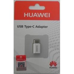 Huawei Original USB Type-C Adapter AP52 White (EU Blister)