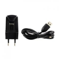 TC E250 + DC M410 HTC Cestovní dobíječ microUSB (Bulk)