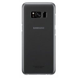 Samsung zadní kryt Clear Cover EF-QG950CBE pro Galaxy S8 Black