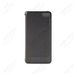 Xiaomi NYE5626TY Original Perforated flipové pouzdro Black pro Redmi Note 4