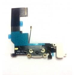 iPhone SE Flex Kabel vč. Dobíjecího a Audio Konektoru White
