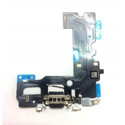 iPhone 7 Flex Kabel vč. Dobíjecího Konektoru Black