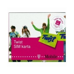 T-Mobile Twist karta kredit 200,-