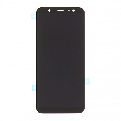 LCD display + Dotyk Samsung A605 Galaxy A6 Plus 2018 Black (Service Pack)