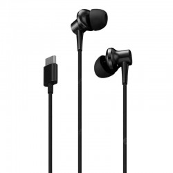 Xiaomi Type C Original Stereo Headset Black (Bulk)
