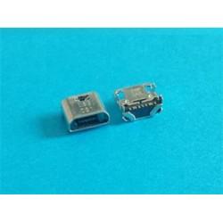 Samsung Dobíjecí microUSB Konektor pro J100 Galaxy J1