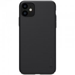 Nillkin Super Frosted Zadní Kryt pro iPhone 11R Black