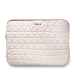 "GUCS13QLPK Guess Quilted Obal pro Notebook 13"" Pink"