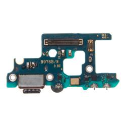 Samsung N975 Galaxy Note 10+ Deska vč. Dobíjecího Konektoru