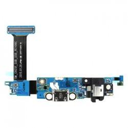Samsung G925 Galaxy S6 Edge Flex Kabel vč. microUSB Konektoru