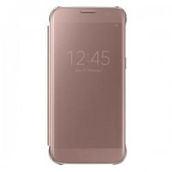 Samsung flipové pouzdro Clear View EF-ZG935CZE pro Galaxy S7 Edge Pink