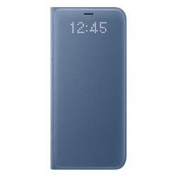 Samsung LED flipové pouzdro EF-NG950PLE pro Galaxy S8 Blue