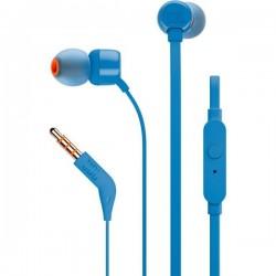 JBL T110 In-Ear Headset 3,5mm Blue (EU Blister)