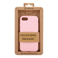 Tactical Velvet Smoothie Kryt pro Apple iPhone SE2020/8/7 Pink Panther