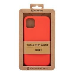 Tactical Velvet Smoothie Kryt pro Apple iPhone 11 Chilli