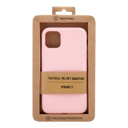 Tactical Velvet Smoothie Kryt pro Apple iPhone 11 Pink Panther