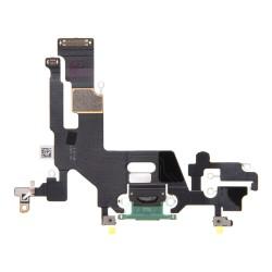 iPhone 11 Flex Kabel vč. Dobíjecího Konektoru Green