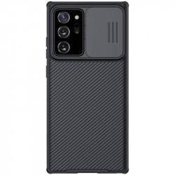 Nillkin CamShield Pro Zadní Kryt pro Samsung Galaxy Note 20 Ultra Black