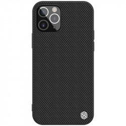 Nillkin Textured Hard Case pro iPhone 12 Pro/12 Max Black