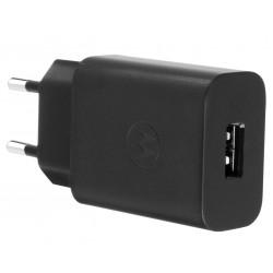 SA18C79750 Motorola USB Cestovní nabíječka Black (Service Pack)