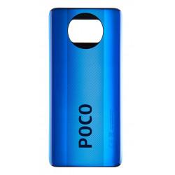 Xiaomi Poco X3 Kryt Baterie Cobalt Blue (Service Pack)