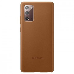 EF-VN980LAE Samsung Leather Cover pro N980 Galaxy Note 20 Brown (Pošk. Balení)