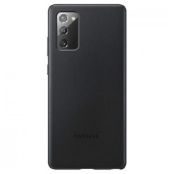 EF-VN980LBE Samsung Leather Cover pro N980 Galaxy Note 20 Black (Pošk. Balení)