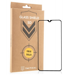 Tactical Glass Shield 5D sklo pro Poco M3  Black