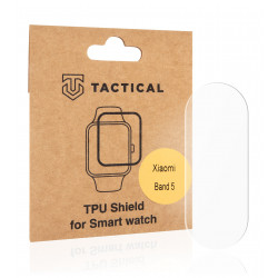 Tactical TPU Shield Fólie pro Xiaomi Band 5
