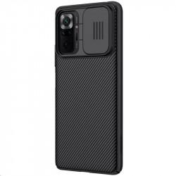Nillkin CamShield Zadní Kryt pro Xiaomi Redmi Note 10 Pro Black