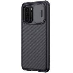 Nillkin CamShield Pro Zadní Kryt pro Xiaomi Poco F3 Black
