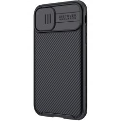 Nillkin CamShield Pro Magnetic Zadní Kryt pro iPhone 11 Black