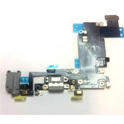 iPhone 6S Plus Flex Kabel vč. Dobíjecího Konektoru Black