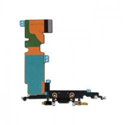 iPhone 8/SE2020 Flex Kabel vč. Dobíjecího Konektoru Black