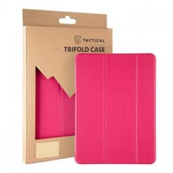 Tactical Book Tri Fold Pouzdro pro Samsung T220/T225 Galaxy Tab A7 Lite 8.7 Pink
