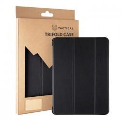 Tactical Book Tri Fold Pouzdro pro Samsung T730/T736 Galaxy Tab S7 FE 12.4 Black