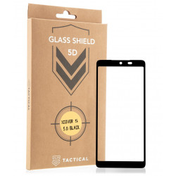 Tactical Glass Shield 5D pro Samsung Galaxy Xcover 5 Black