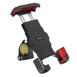 Joyroom JR-ZS264 Phone Holder For Bicycle and Motorcycle Black/Red
