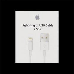 MD819 iPhone 5 Original Datový Kabel White (EU Blister)